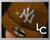 !LC™ NY Cap Brown