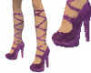 Maryjane wrapup Purple