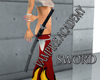 Vampire Academy Sword