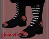 Justvixx Dragon Boots