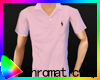 C! Pink Polo