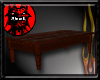 ~R Vintage Red LongTable