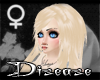 -DD- Blonde Violette F