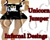 Unicorn Kawaii Jumper