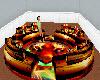 OS-Circular Couch