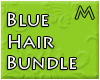 -= Blue Hair Bundle =-
