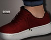 DD_ Shoes /Red