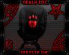 R  Satan's Kitten Throne