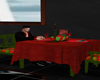 !E! christmas table