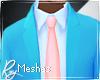 Open Suit Top + Tie