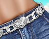 E* Bianca Belly Chain