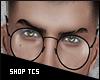 Visual glasses