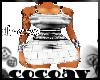 [CV]SASSY~GREY STRIPE 2X