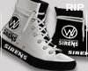R. SWS Sneakers BW