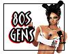 !{GEN} I Love 80s Gen W