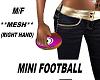 Football Mesh *M/F