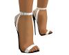 Classic White Heels