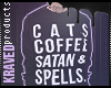 ☪ Cats coffee | Male