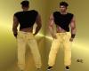RQ-Straight Jeans**