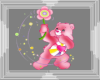 Flower Bust Care Bear