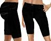 TF* Long Shorts Black