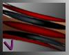 [ves]fancy b red black