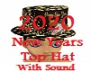 2020 Top Hat w/ Sound