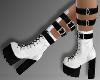x3' Lolita Boots | White