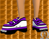 DOOMZ Purple/Black trimF