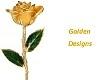 Golden Love Rose