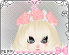 [Pup]Rose Headdress DRV