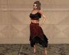 !Gypsy Floral Dress