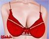 |A| Bra Sexy Red