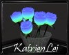 KL* Irisdescent Rose