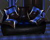 true blue friends couch