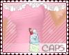 !CAPS ice cream | blush