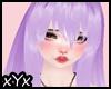 *Y* Yuri Lila Bangs