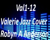B.F Valerie Jazz Cover