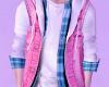 pink n blue top 2 ♂