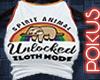 Sloth Mode Unlocked Tank
