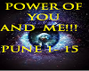 POWER OF U AND ME