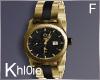 K niki watch F