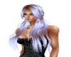 Hair Violet Brown Lizzy