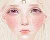 Freckled Peach Head