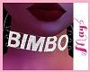 'BIMBO MAY'S