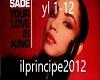 Sade Yuor love is King