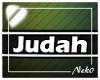 *NK* Judah (Sign)