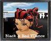Black & Red VDance Hair