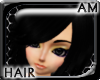 [AM] Audrey Black Hair