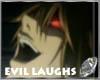 Evil laughter sound box
